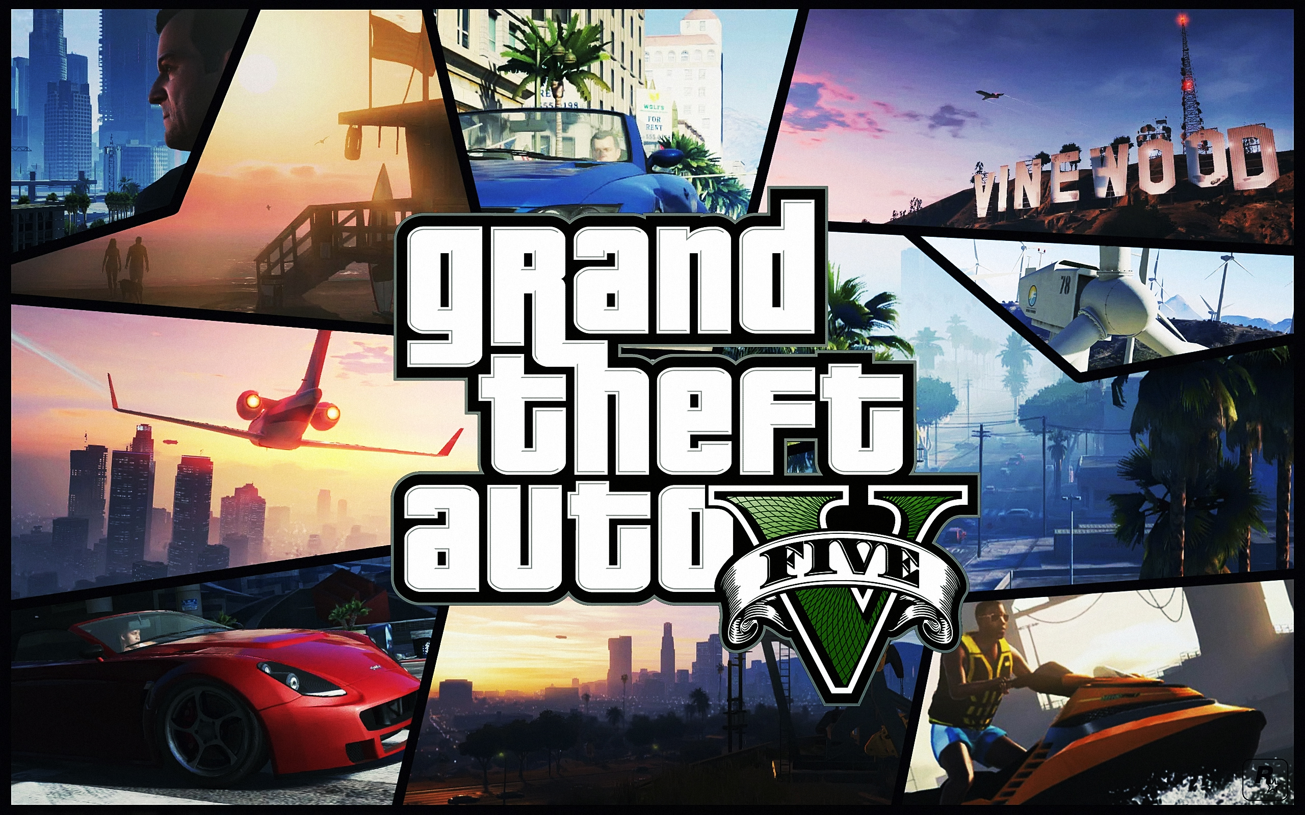 wallpaper gta 5
